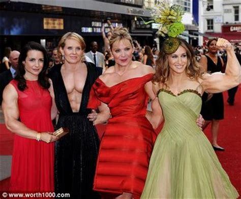 celeb muscle female celebrities muscle heads world celebrity