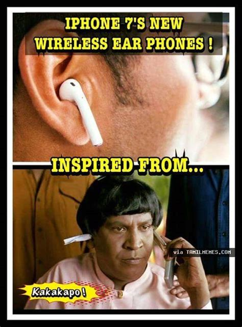 Iphone Memes - new earphones for iphone 7 tamil meme tamil memes trolls