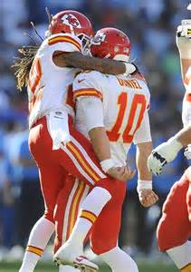 san diego chargers score yesterday chiefs vs chargers recap earning their arrowheads