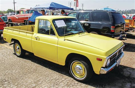 ford mini truck finish line v dubs now mini trucks rod network