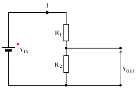 simple resistor divider circuit 2 3 2 a draw a simple potential divider circuit ocr science a level help
