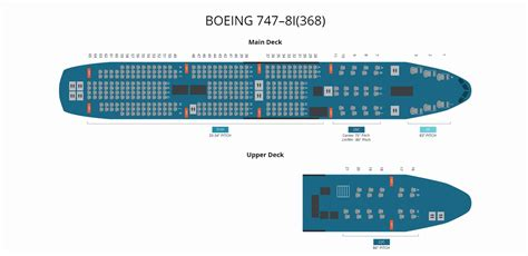 korean air s new 747 8i offers new flagship seating