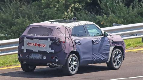 Chevrolet Suv 2020 by Redesigned 2020 Chevrolet Trax Suv Spied For The Time