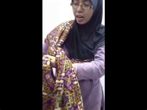 Gendong Bayi Guna Kain Batik gendong bayi guna kain batik lepas