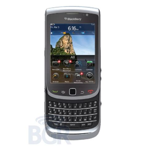 Blackberry Torch 2 Blackberry Torch 2 To Pack 1 2ghz Processor