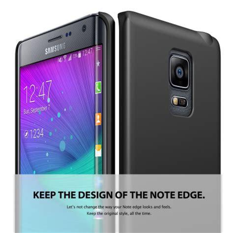 Casing Rearth Ringke Slim Samsung Galaxy Note 4 Aksesoris rearth ringke slim samsung galaxy note edge black mobilezap australia