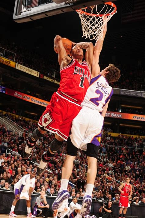 los  sports blog video derrick rose  hops