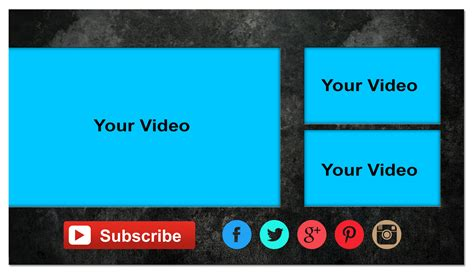 template pattern youtube comfortable youtube video template contemporary exle
