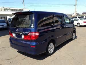Toyota Alphard For Sale In Kenya Japanese Vehicles To The World 2006 Toyota Alphard Sold