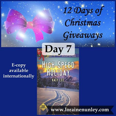 12 Days Of Christmas Giveaway - 12 days of christmas giveaways day 7 loraine d nunley author