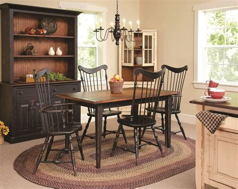 choose the best home style country kitchen table and