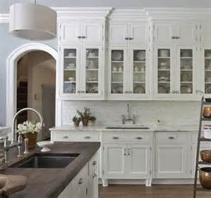 Glass Front Kitchen Cabinet Color Outside The Lines Kitchen Inspiration Month Day Twelve Glass Front Cabinets