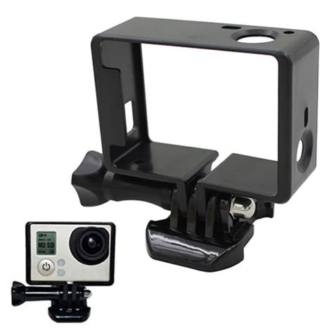 Casing Gopro 3 standard frame mount protective housing for gopro hd 3 3