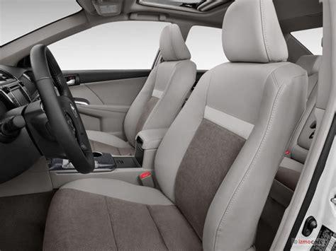 toyota camry hybrid interior  news world report