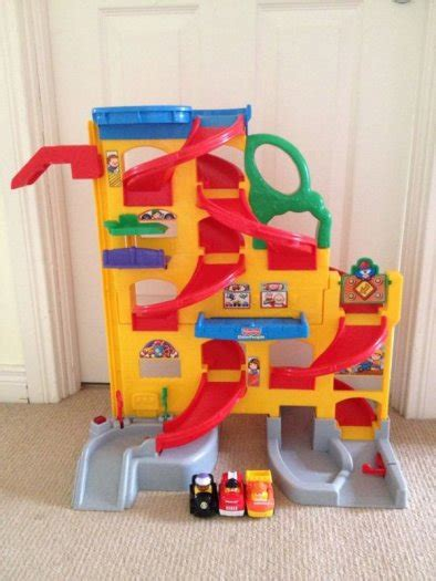 fisher price car garage fisher price garage and cars for sale in maynooth kildare
