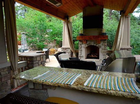 backyard living spaces landscaping in denver
