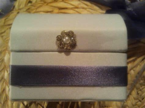 Wedding Ceremony Ring Box by Wedding Ring Box Weddingbee Photo Gallery