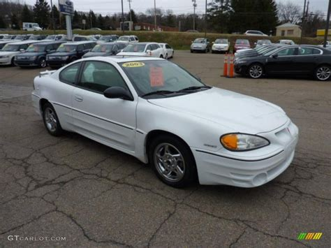 2003 pontiac grand am gt summit white 2003 pontiac grand am gt coupe exterior photo