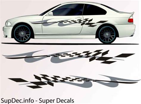 Auto Body Decals by Car Body Graphics