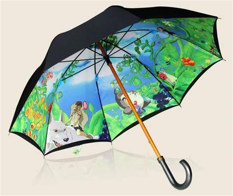 umbrella pattern inside totoro inside colorful pattern straight umbrellas