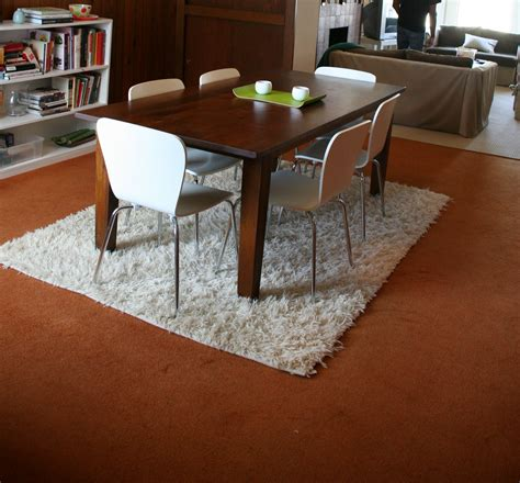 30 Rugs That Showcase Their Power Under The Dining Table Carpet For Dining Table