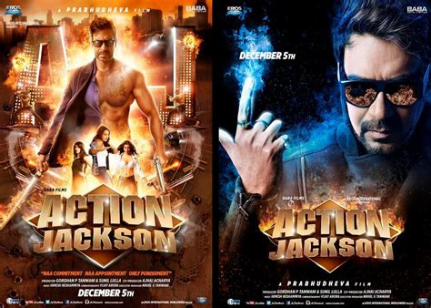 action jackson film actor action jackson first look ajay devgn looks fiery