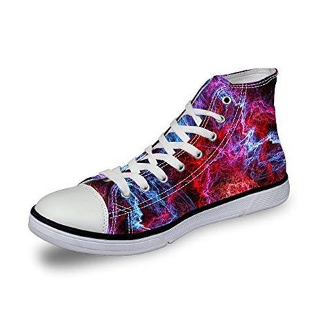 tops shoes and bags on pinterest 1173 pins for u designs cool galaxy print lace up high top women ca