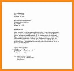 Resignation Letter Pdf 8 Sle Of Resignation Letter Pdf Graphic Resume