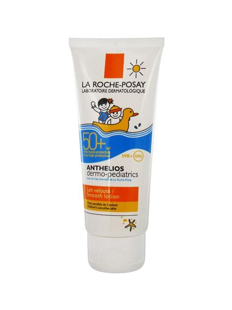 Milk 100ml la roche posay anthelios dermo pediatrics 50 milk 100ml