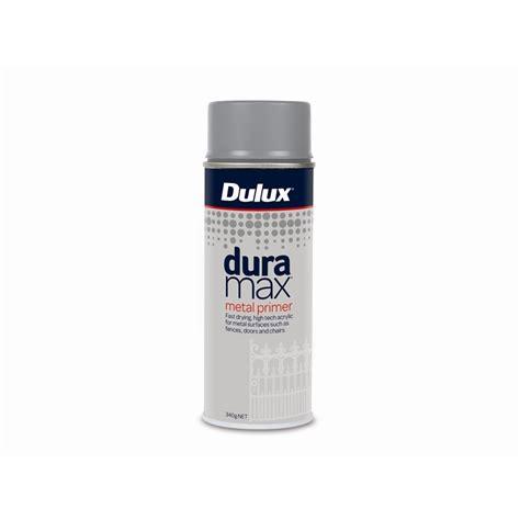 spray paint primer for metal dulux duramax 340g metal primer spray paint bunnings