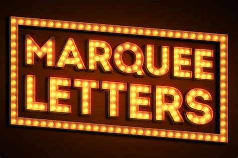 printable marquee letters free printable template of movie marquee 187 designtube