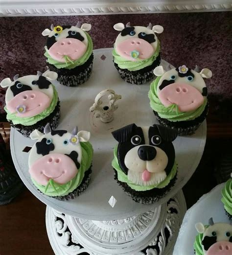 Cupcake Topper Sapi Cow 69 best cakes by images on anniversary cakes birthday cakes and conch fritters