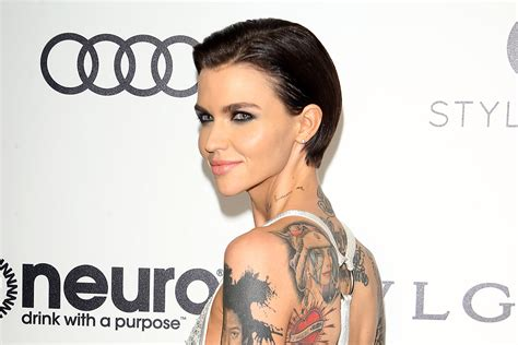 ruby rose is getting two tattoos removed marie claire