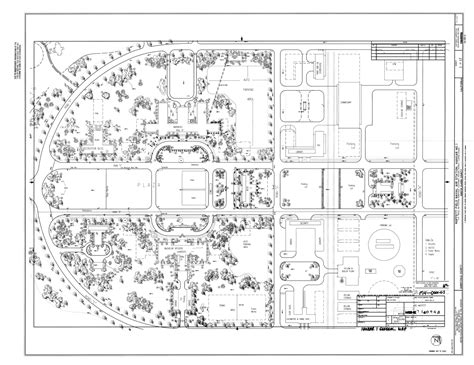 site plan drawing a10 file original drawing site plan naval air station