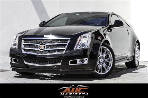 cadillac cts coupe premium stock   sale