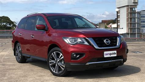 2019 Nissan Pathfinder by Nissan Pathfinder 2019 Review Ti Carsguide