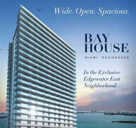bay house miami bay house condo miami residences