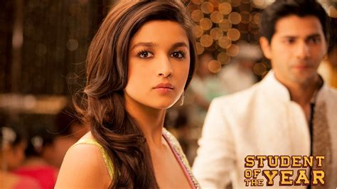 the wedding student of the year alia bhatt in student of the year wallpapers