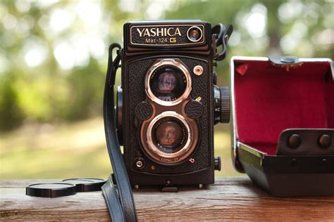 For Yashica Mat 124g by Yashica Mat 124 G