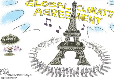 News Roundup New Climate Pact Bad News For Sea Levels And More by Climate Agreement And Will It Work