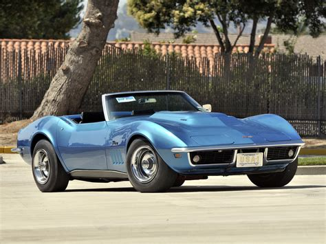 classics corvette stingray l88 427 convertible c3