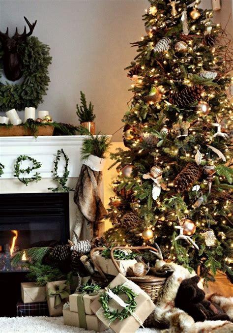 weihnachtsb 228 ume dekorieren und pflegen