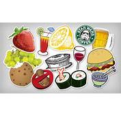 Food &amp Drink Stickers  StickerYou Products