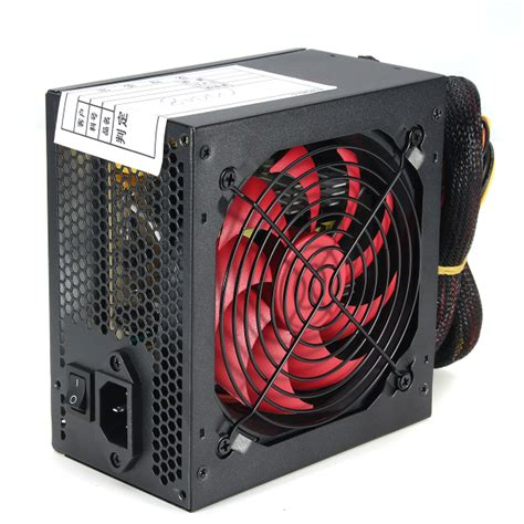 800w Power Supply by 800w Pc Power Supply For Intel Amd Pc 12v Atx Sli Pci E