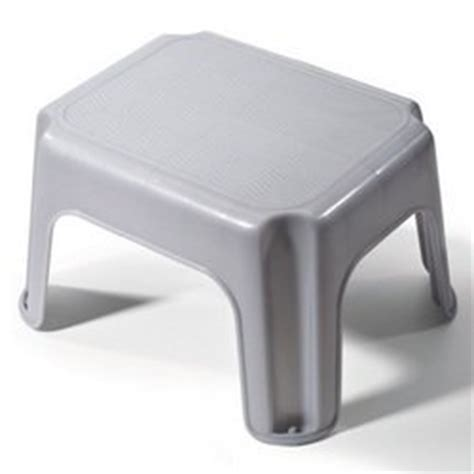 Small Plastic Step Stool by Rubbermaid Small Step Stool 12 2x10x7 1 In