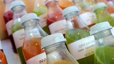 Juice Fasting Detox Spa by Nutritionist Explains Benefits Of Juice Fasting And Detox