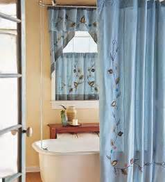 Bathroom Shower Window Curtains Curtain Ideas Shower Curtains With Matching Window Curtains