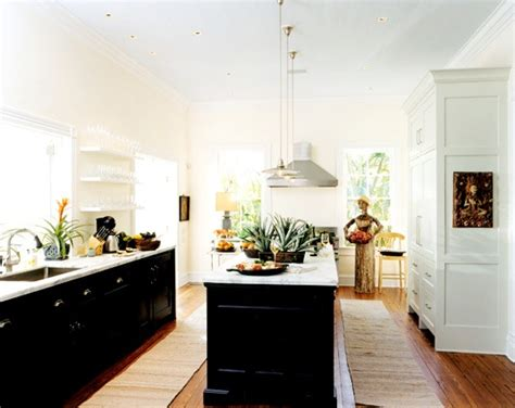 Black Lower Cabinets White Cabinets by Image Kitchens With Cabinets White And Lower
