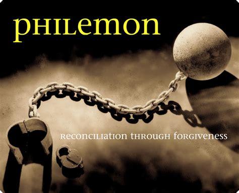 The Book Of Paul philemon parkingspace23