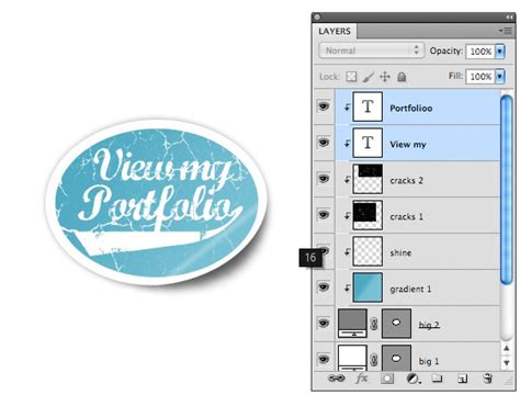 bagaimana cara membuat logo di photoshop cara membuat desain stiker dengan photoshop